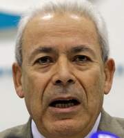 Burhan Ghalioun dirige le Conseil national syrien.