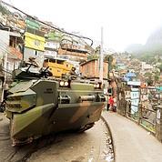 À Rio, la «pacification» fait grimper les loyers