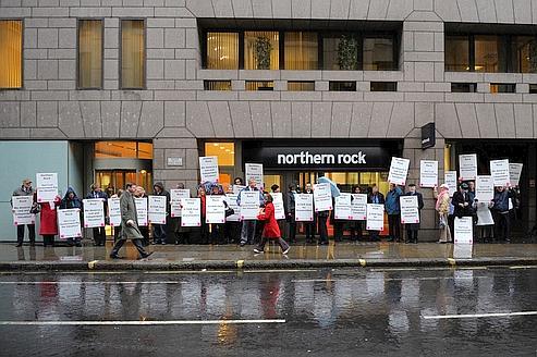 Virgin rachète la banque Northern Rock