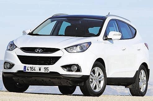 Hyundai ix35115 ch, une entrée de gamme pas si économique