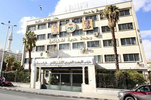 La rébellion syrienne frappe à Damas