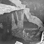 1970, le barrage de Malpasset a cédé