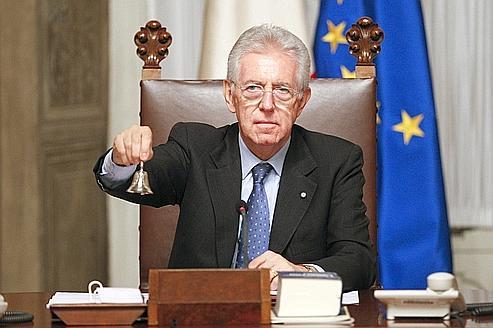 Monti, l'homme-orchestre de la révolution italienne