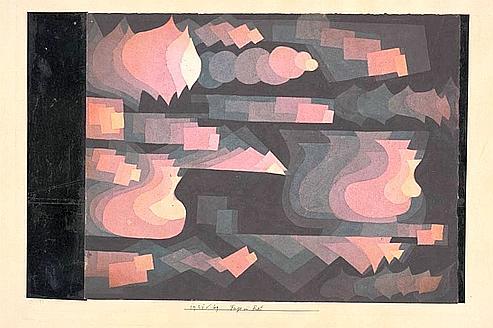 Paul Klee, le peintre et son violon d'Ingres
