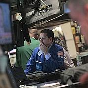 La Bourse de New York termine en forte baisse