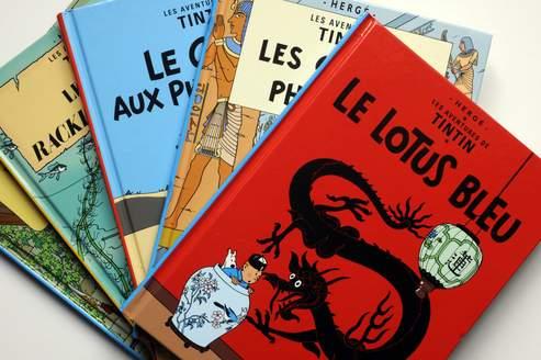 Spielberg donne une nouvelle jeunesse à Tintin en librairie