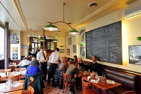 Les 15 meilleurs bistrots de paris for Restaurant cuisine du monde paris
