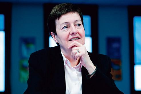 ERDF: Michèle Bellon, la «dame de l'électricité», en première ligne