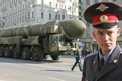 La Russie prête à baser des missiles tournés vers l'Europe