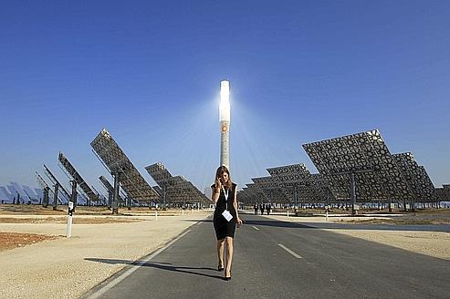L'Europe fait le pari du solaire au Maghreb