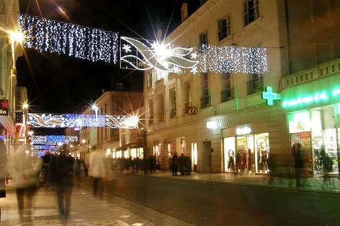 Le franc fait son retour à Noël dans les magasins de Tours