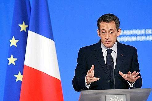 Sarkozy : la dure pédagogie de l'intégration européenne
