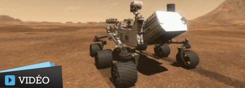 Nouvelle mission pour savoir si la vie sur Mars a existé