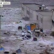 2011, Japon: après les secousses, les flots de boue et la peur
