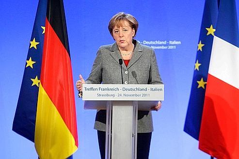 Berlin commence à envisager des eurobonds