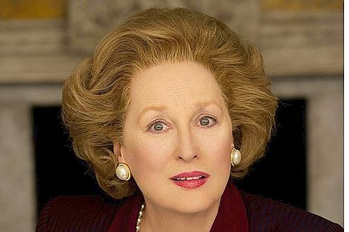 Thatcher, Marilyn,Hoover, stars de l'hiver au cinéma