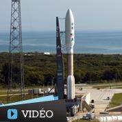 La Nasa a lancé le robot Curiosity vers Mars