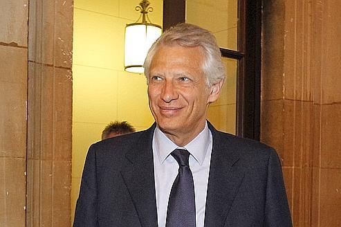 Clearstream: Villepin a «pardonné» à Sarkozy