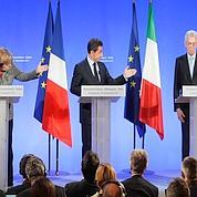 L'euro faiblit après la rencontre tripartite