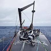 La Volvo Ocean Race ou quand le mât blesse