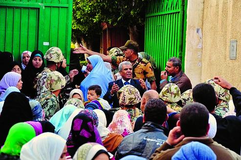 À Alexandrie, les islamistes tiennent le haut du pavé