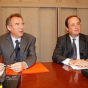 Hollande tend la main à Bayrou