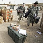 Les GI prêt à quitter l'Irak