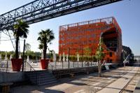 Nouveau siège du SDED dans le nouveau quartier HQE de Rovaltain dans la drôme. Crédits photo : Jean Louis Zimmermann / Flickr /CC 2.0lyon