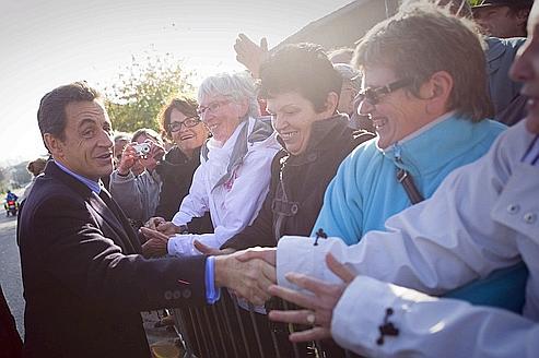 Nicolas Sarkozy dénonce le «sectarisme» de l'opposition