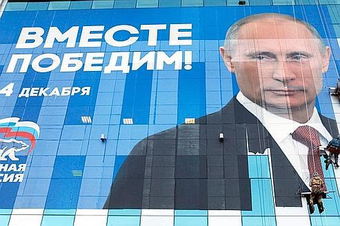 Moscou traque les articles anti-Poutine sur le web