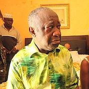 Laurent Gbagbo incarcéré à La Haye