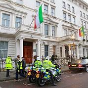 L'ambassade d'Iran à Londres fermée