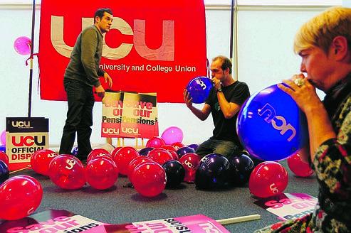 L'Angleterre s'attend à une grève historique