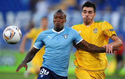 La Lazio en danger