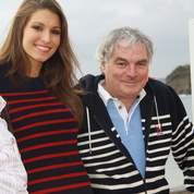 Miss France, première égérie d'Armor-Lux
