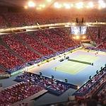 Le futur Bercy Arena suspendra ses travaux entre les mois de septembre et de décembre 2014 pour accueillir les Masters de tennis.
