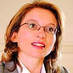 Mathilde Lemoine, directrice des études économiques de HSBC France.