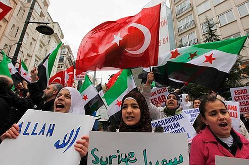 La Turquie sanctionne à son tour la Syrie