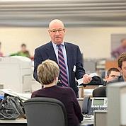 Warren Buffett croit en la presse écrite