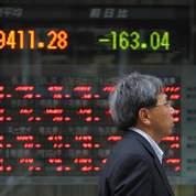L'Asie boursière inquiète pour l'Europe