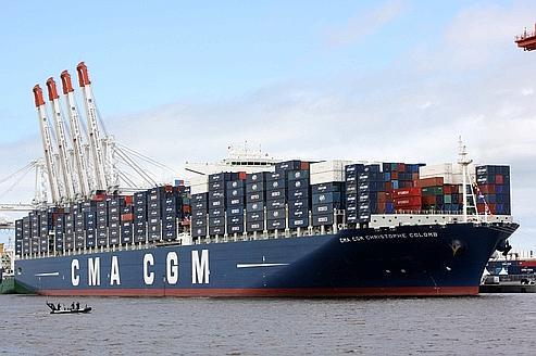 CMA CGM et MSC s'unissent dans la tempête