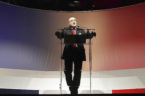 Un porte-parole de Marine Le Pen crée son parti