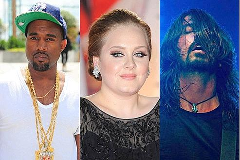 Grammy Awards 2012 : les nominations