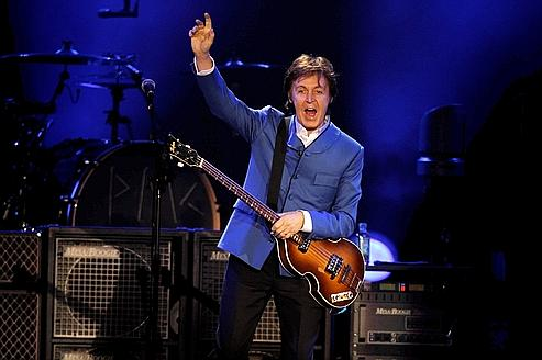 Paul McCartney, le jeune homme de 69 ans