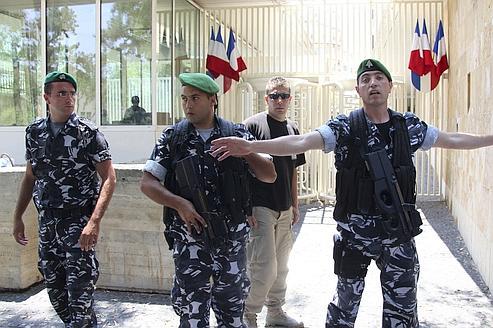Les menaces s'accumulent contre la Franceau Liban