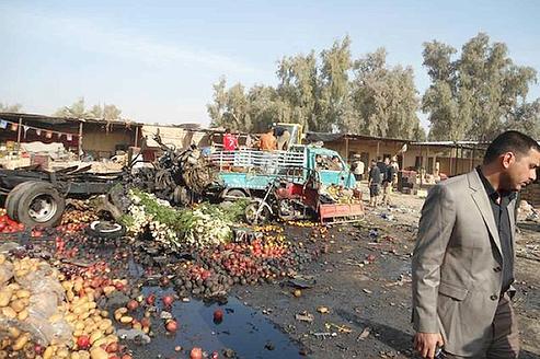 L'Irak affiche sa souveraineté face à l'US Army