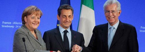 Le plaidoyer de Sarkozy pour une Europe politique