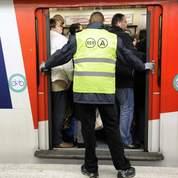 Nicolas Sarkozy au chevet du RER A