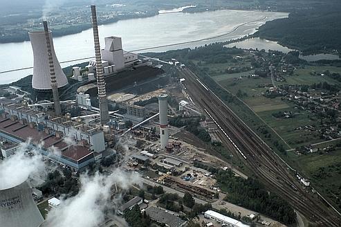 Pologne : EDF va bâtir sa plus grosse centrale thermique
