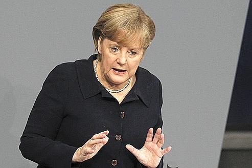 Merkel inflexible sur les euro-obligations